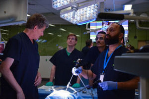 Advanced Laparoscopy Course for ACVS Residents - March 11-12, 2021
